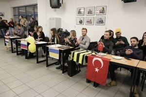 Prezentácia zahraničných partnerských univerzít na 4th International Study Abroad Fair