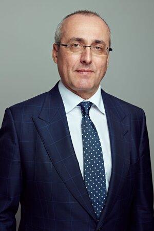 JUDr.Tomáš Borec, predseda Slovenskej advokátskej komory.