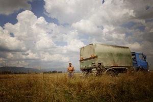 Unikátna iniciatíva Naši farmári ukazuje dôležitosť práce na slovenských poliach.