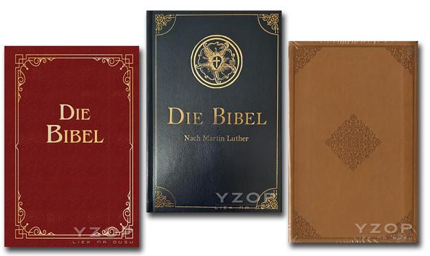 Zahraničná literatúra, Biblie