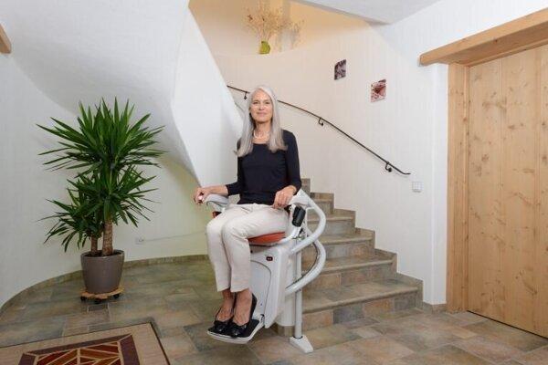 Výťah na schody