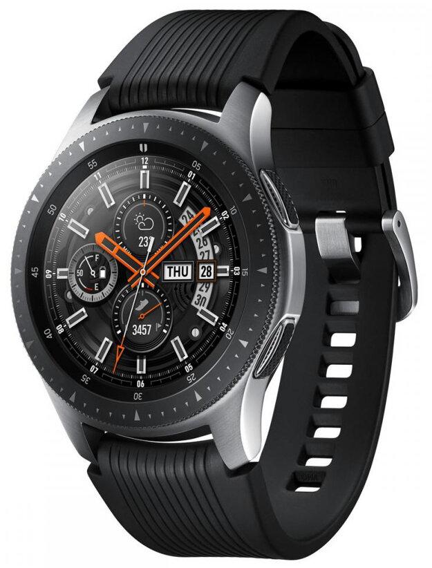 Inteligentné hodinky SAMSUNG GALAXY WATCH 46 MM teraz výhodne v Planeo Elektro