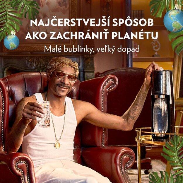 Snoop Dogg vyzýva chrániť životné prostredie