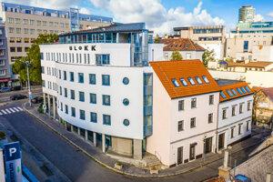 Realitný projekt BLoKK ponúka apartmány v samom srdci Bratislavy.