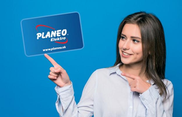 Zaobstarajte si PLANEO Kartu už teraz