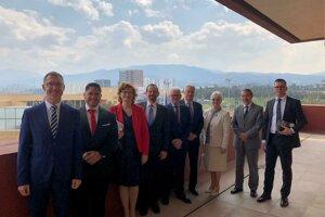 Nové možnosti spolupráce s univerzitami v Spojených štátoch mexických