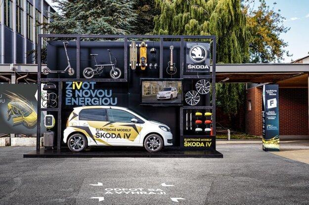 Nosným prvkom elektrizujúcej inštalácie je práve novinka CITIGO iV