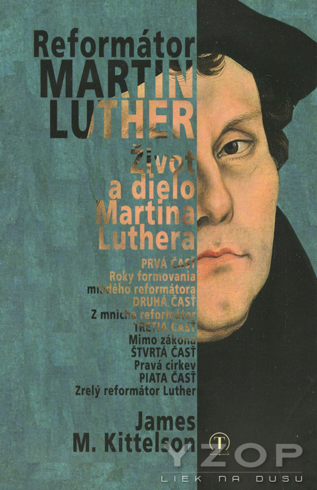 Reformátor - Martin Luther
