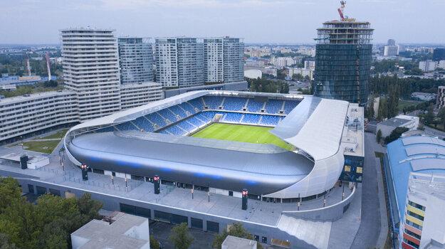 Najmodernejší a najzelenší štadión v strednej Európe