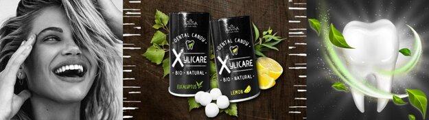 XYLIcare BIO cukríky z xylitolu