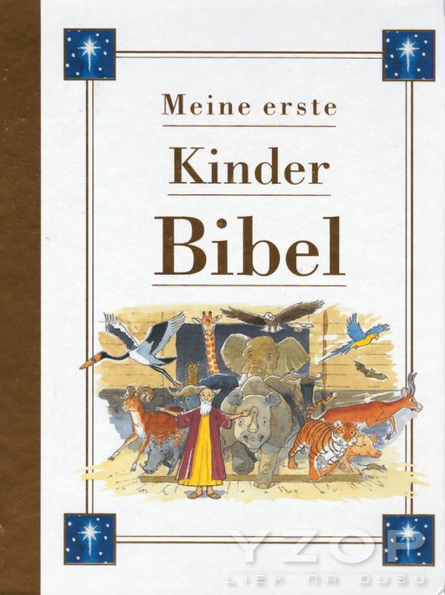 Meine erste Kinder Bibel