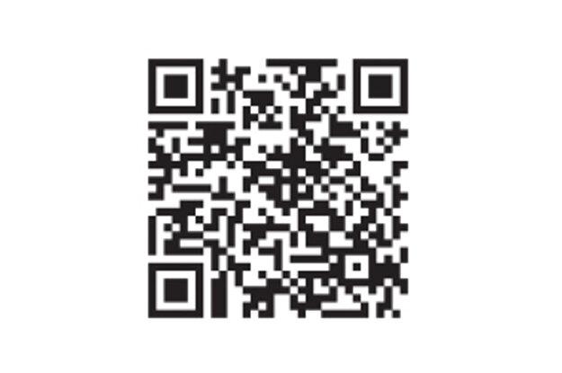 QR kód pre Apple