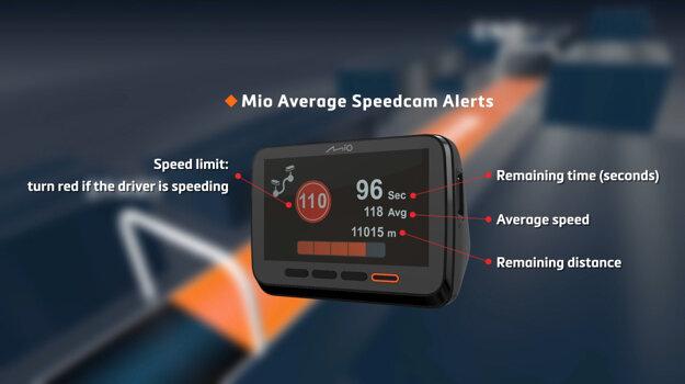 Nové úsekové měření sdělí i průměrnou rychlost a kdy skončí.