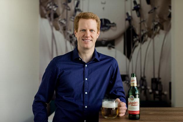 Riaditeľ Budweiser Budvar SK Ivan Schwarz