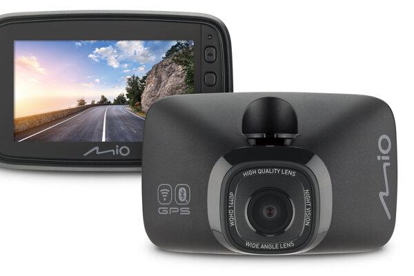 Autokamera Mio MiVue 818 WiFi 2K