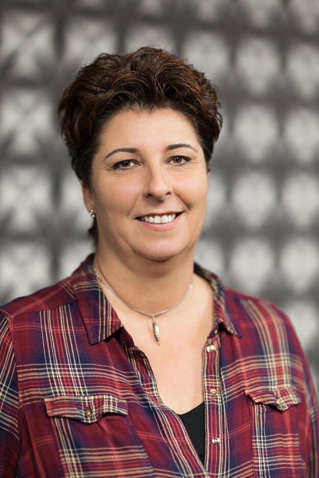 Monika Švecová, HR manažérka spoločnosti
