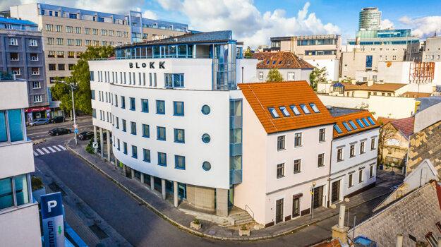 BLoKK ponúkne bývanie v samom centre mesta.