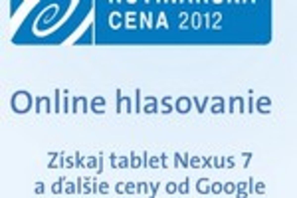 Verejnosť už môže hlasovať za príspevky v Novinárskej cene. -  tlacovespravy.sme.sk 27e2f974bb0