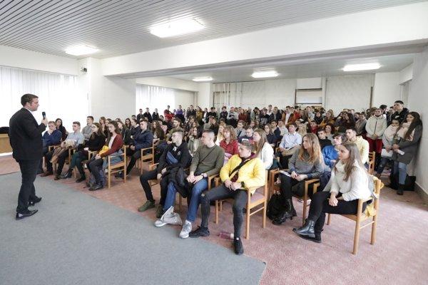 Informačný deň 2019 na EU v Bratislave