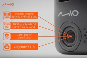Mio MiVue C380D v akci u Hey.sk, NAY.sk, Alza.sk, Mall.sk