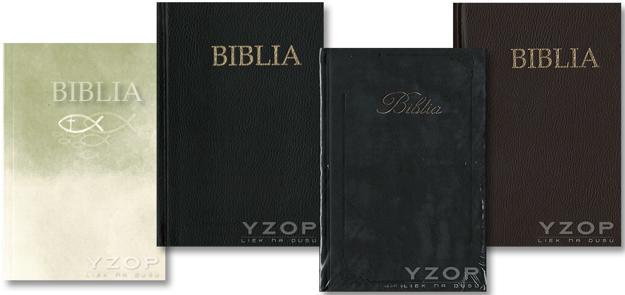 Biblia - evanjelický preklad