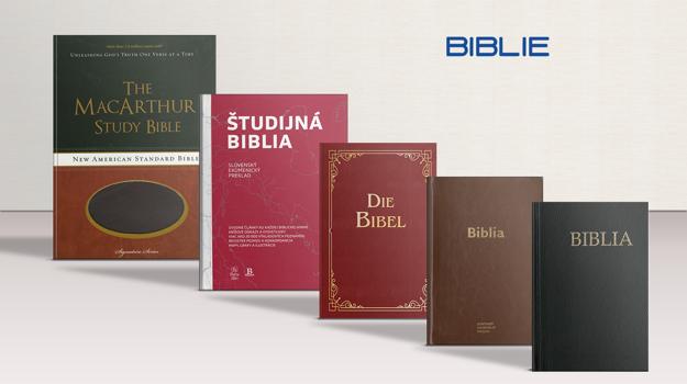 Bibblie, spevníky, modlitebné knihy