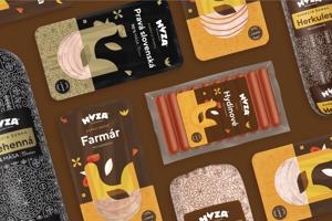 Nový obalový dizajn (packaging) HYZA