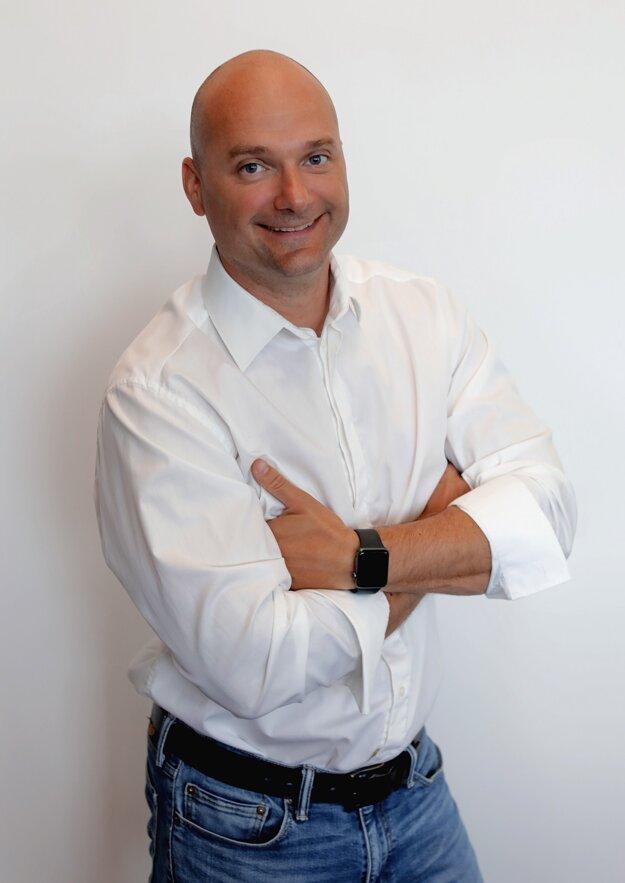 David Knobloch, prokurista spoločnosti Geis CZ Air + Sea