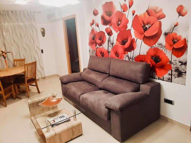 Interiér apartmánu v Marina d'Or