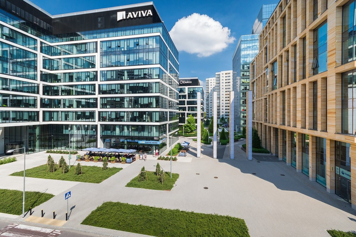 73e54f087334 Savills Investment Management kupuje Gdanski Business Center II ...