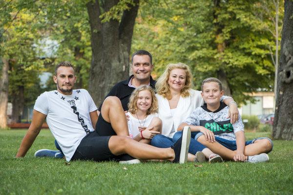 Pre Viliama Novotného je rodina nie len oporou a pomocou v kampani, ale aj zdrojom inšpirácie pri tvorbe riešení pre mesto Košice.