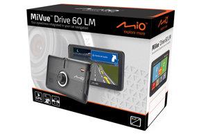 TRUCK režim zdarma pro autokameru s navigaciou MiVue Drive 60 LM