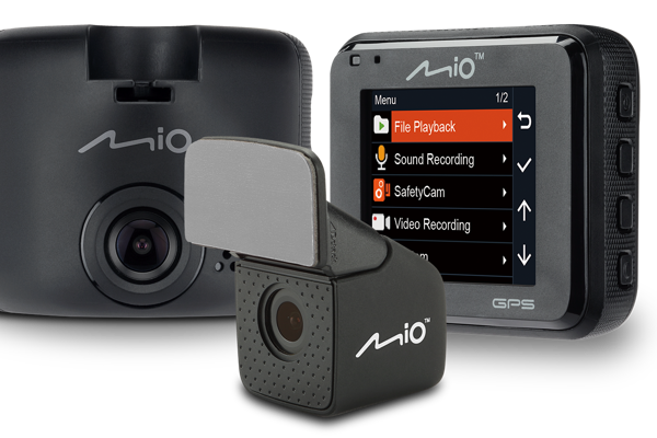 213349284927 Duální autokamera Mio MiVue C380 nově s režimem Parking ...