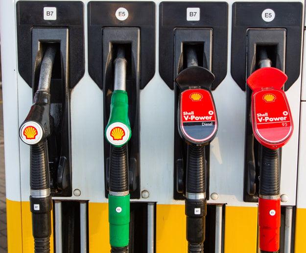 Nové označovanie palív na čerpacích staniciach Shell