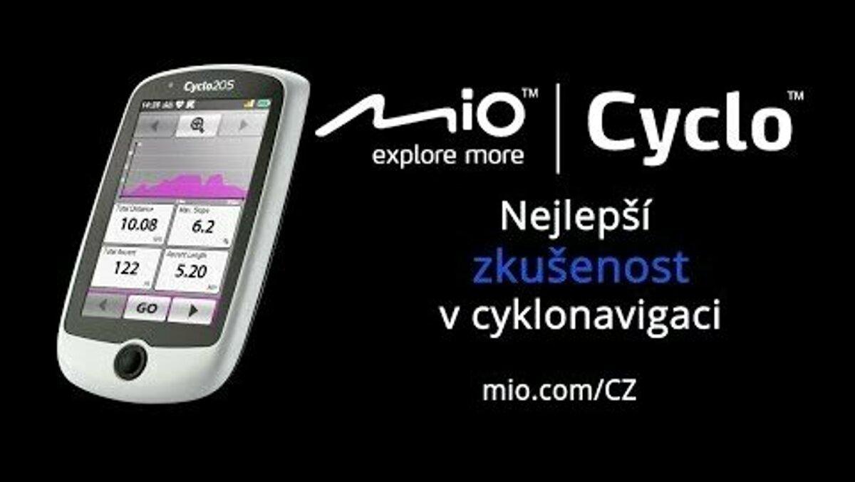 d6fa7fefa Hitem jsou cyklopočítače Mio - pro zábavu i výkon! Novinky zde ...
