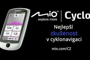 Mio Cyclo - nejlepší zkušenost v cyklonavigaci