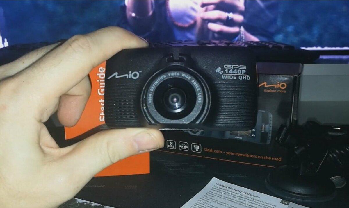 4dd7d8a7d7a43 Test youtubera Pražská demoliční - jak si vedla kamerka Mio 751 ...
