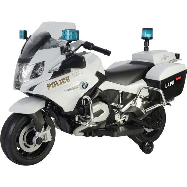 Elektrická motorka pre deti BMW iba za 169 eur.