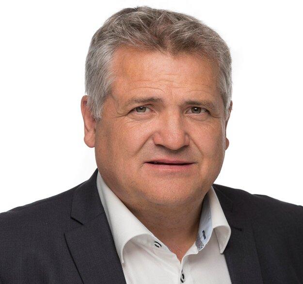 Starosta obce Tomášov, Ing. István Pomichal, PhD.