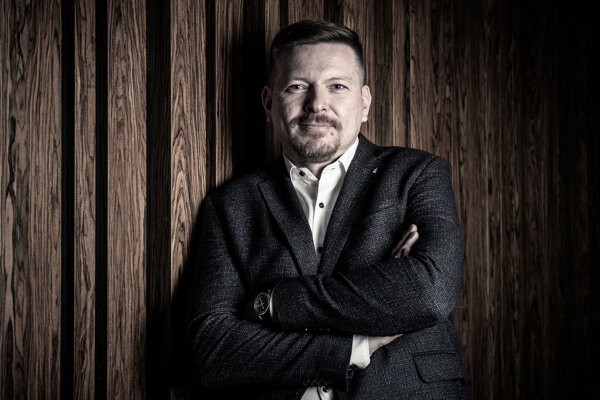 Martin Ferenec, generálny riaditeľ SAP Slovensko