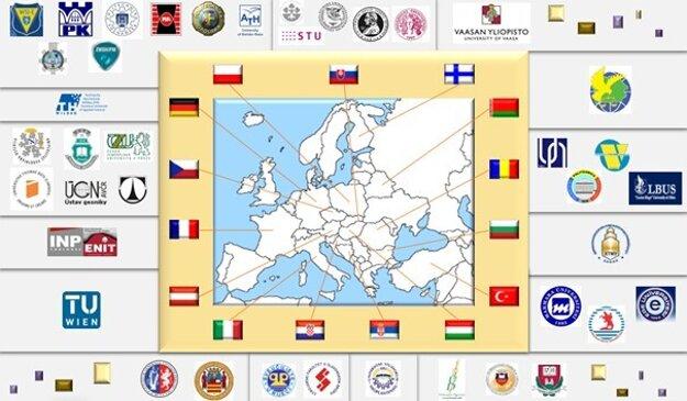Spolupráca FVT TUKE so zahraničnými partnerskými inštitúciami v rámci mobilitných programov
