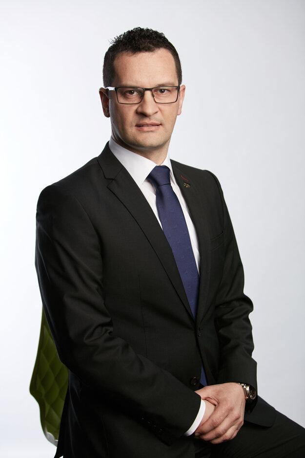 Peter Masarik, regionálny riaditeľ pre OVB Allfinanz Slovensko