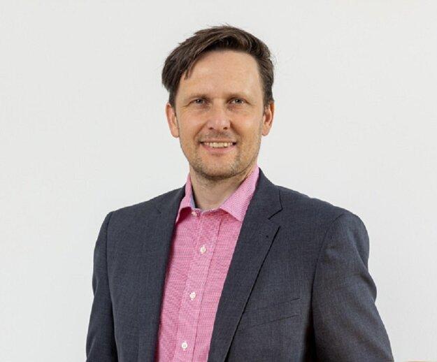 Jan Tafat, riaditeľ IT Geis