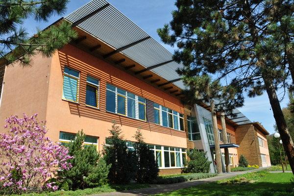 Sídlo Fakulty záhradníctva a krajinného inžinierstva na Tulipánovej ulici v Nitre