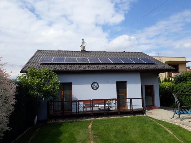 Inštalácia fotovoltického systému s výkonom 2,7 kWp v Prešove