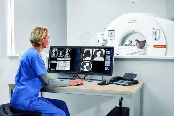 Siemens Healthineers SOMATOM Force.