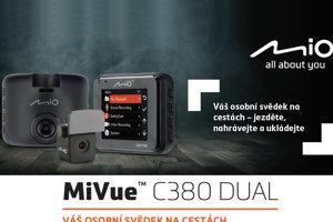 C380 Dual - když potřebujete důkazy, máte je po ruce.