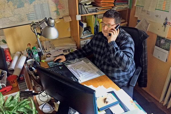 Milan Hronec, programový manažér Nadácie Ekopolis
