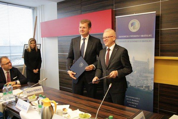 Nové možnosti spolupráce EU v Bratislave a Ministerstva hospodárstva SR