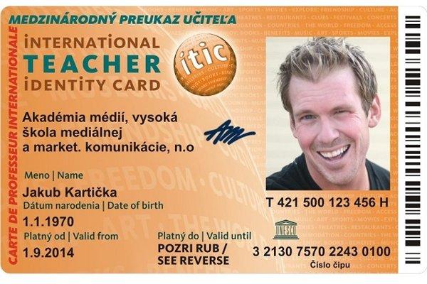Na Slovensku sa vydáva najviac učiteľských preukazov spomedzi ostatných krajín